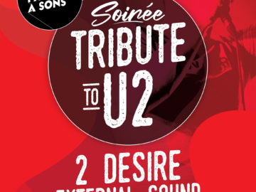 Soirée Tribute to U2